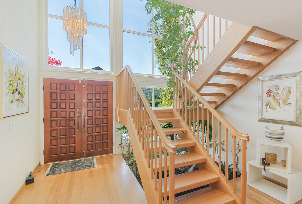 008 Stairs 2550 La Condesa Drive Brentwood Los Angeles For Sale Lease The Malibu Life Team Luxury Real Estate.jpg