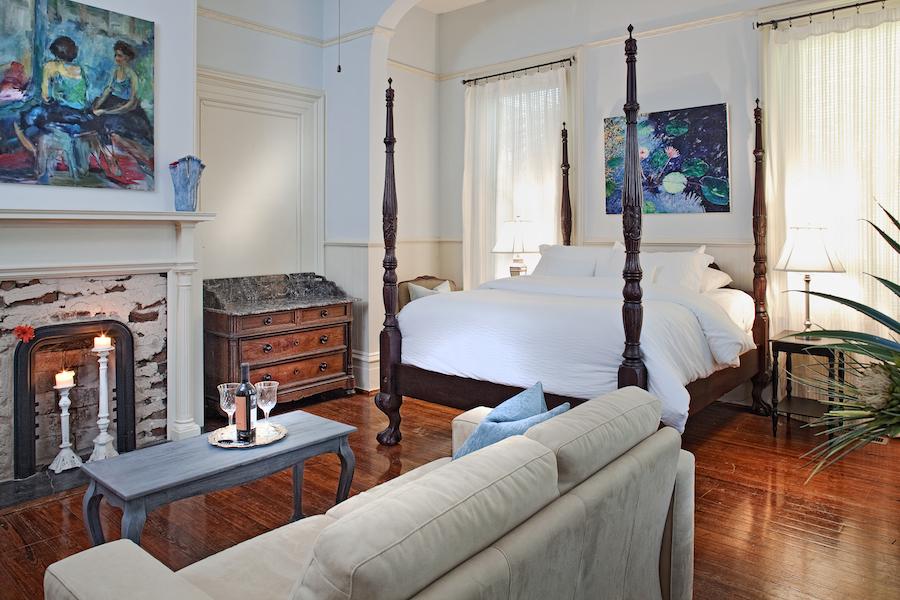 Top Bed and Breakfast in Savannah, Printmakers Inn Henry 2.jpg