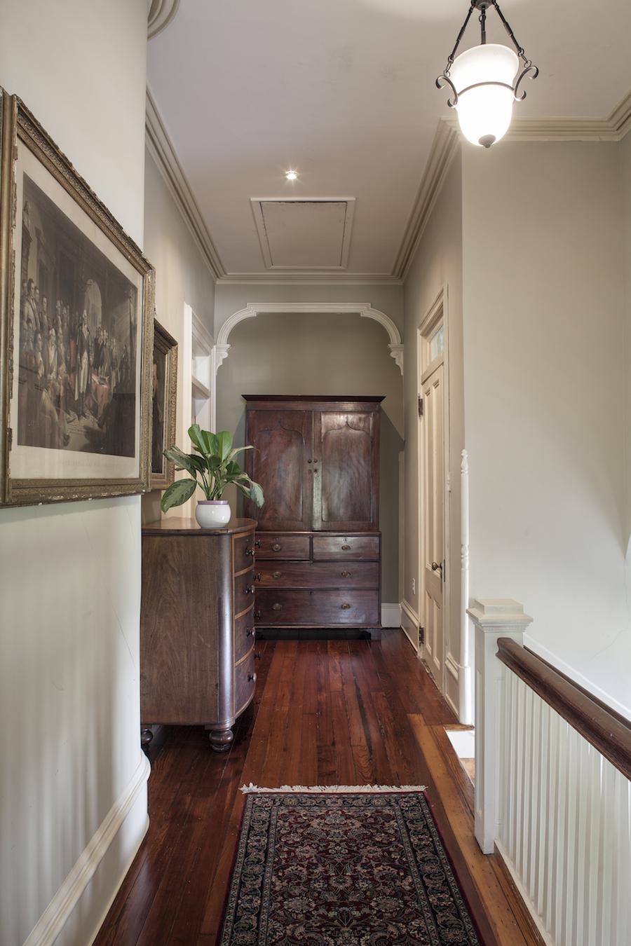 Top Bed and Breakfast Savannah Nichols Suite Hallway.jpg