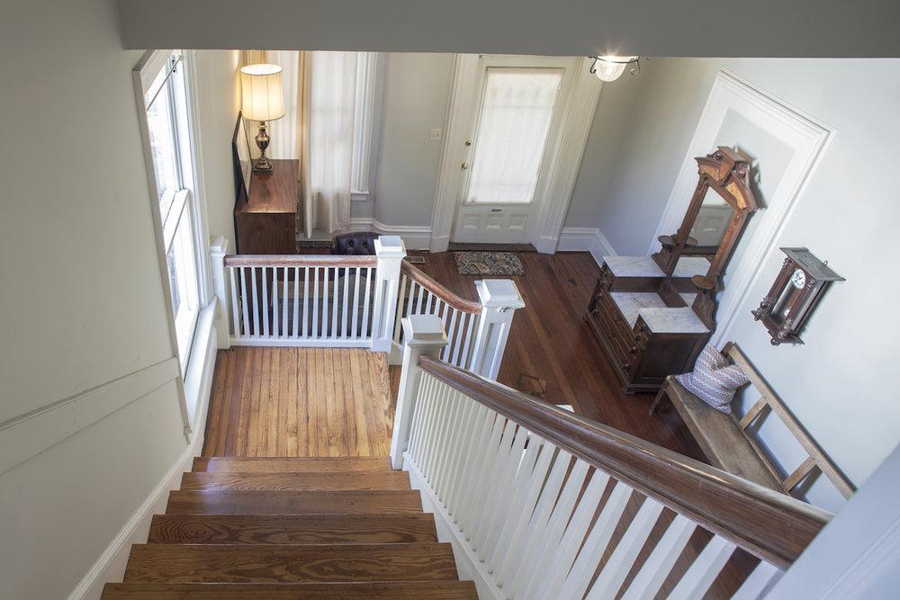 Top Bed and Breakfast Savannah Nichols Suite Entry.jpg