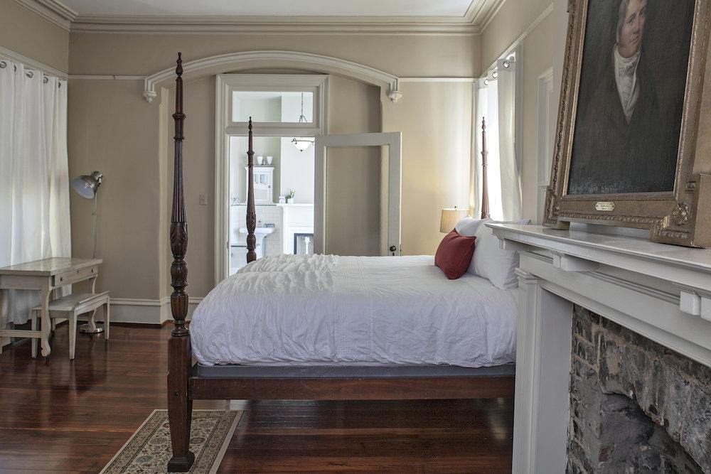 Top Bed and Breakfast Savannah Nichols Suite Bedroom.jpg