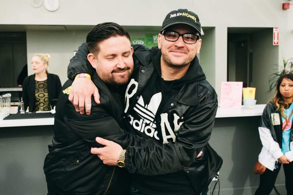 Austin Santiago & Lee Huffman