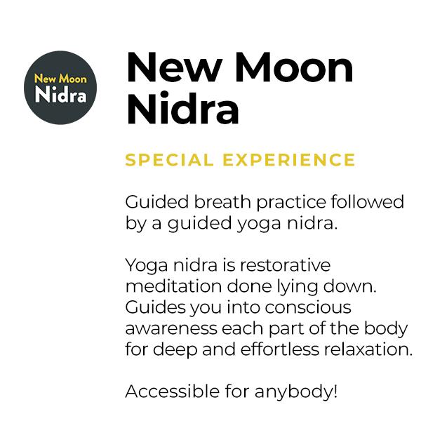 New Moon Nidra