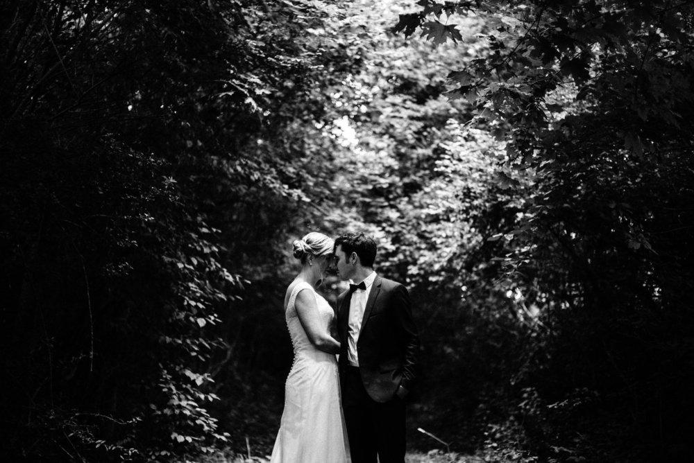 Hochzeitsshooting am Emmeringer See mit Claudie und Peter