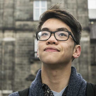 Headshot of Trenton Chang