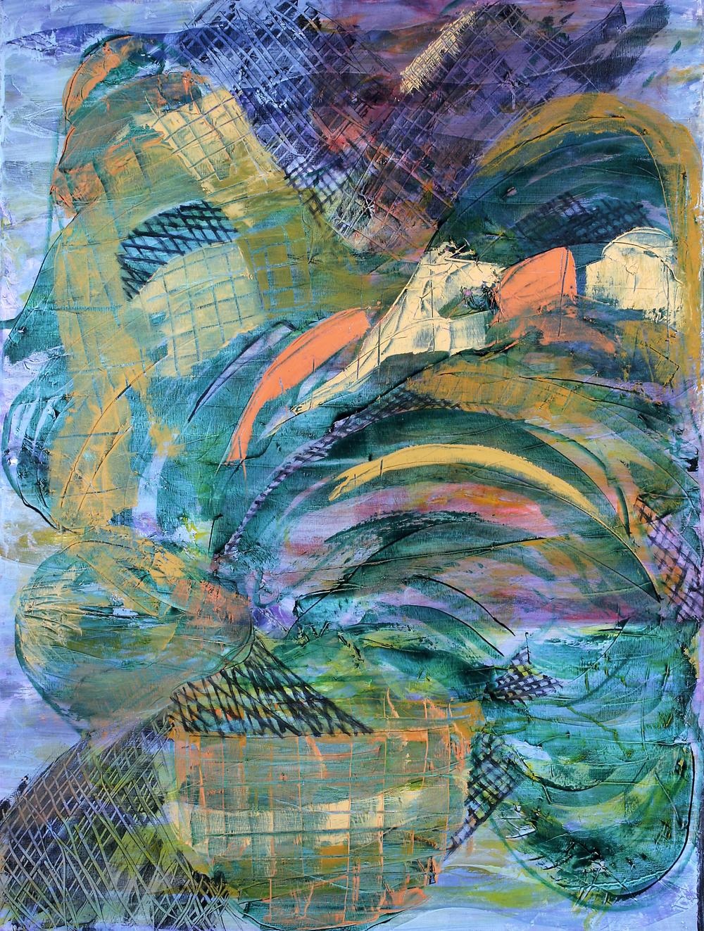 Esther Munger, Seven Hills