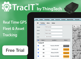 TracIT ™ on the Salesforce AppExchange