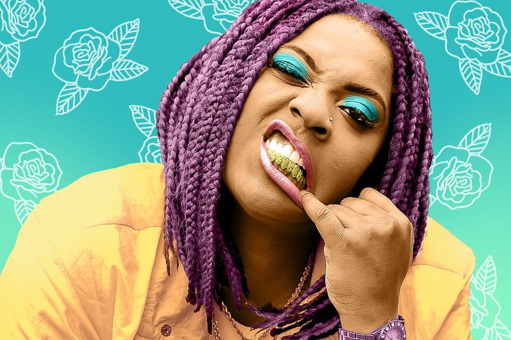 Kamaiyah - Dope Bitch - Oakland MC bodies Soundcloud with her latest release