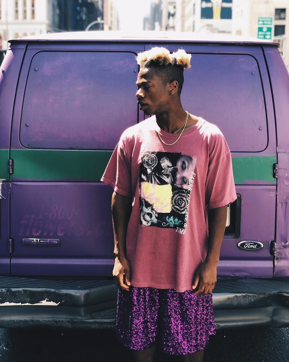 """Tobi Lou - Buff Baby (visuals) - Plus visuals to """"Troop"""" and """"The Blue."""""""