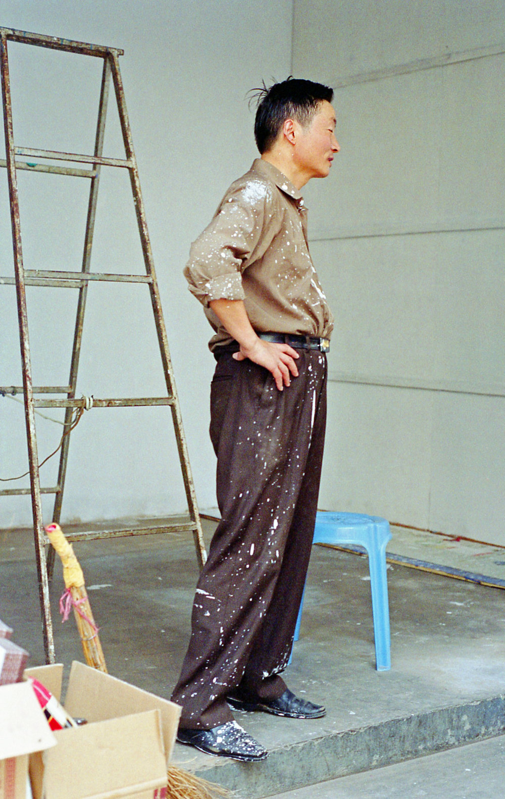Man Painting, China.jpg