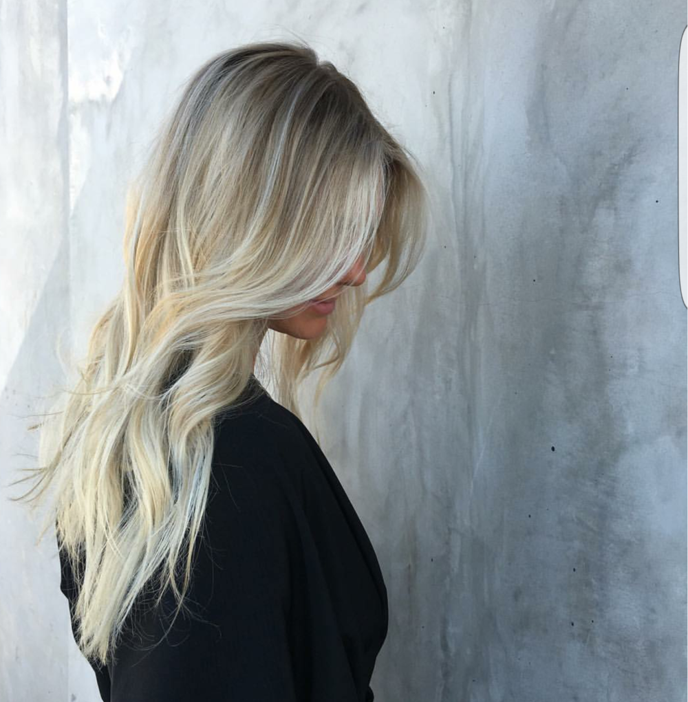 Intrepid Hearts: Icy blonde Hair by HairbyShaylee at Nine Zero One Salon