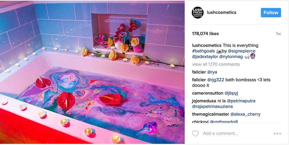 Bath Goals!!!!!