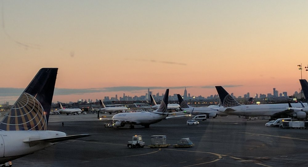 Rising with the City at Newark international