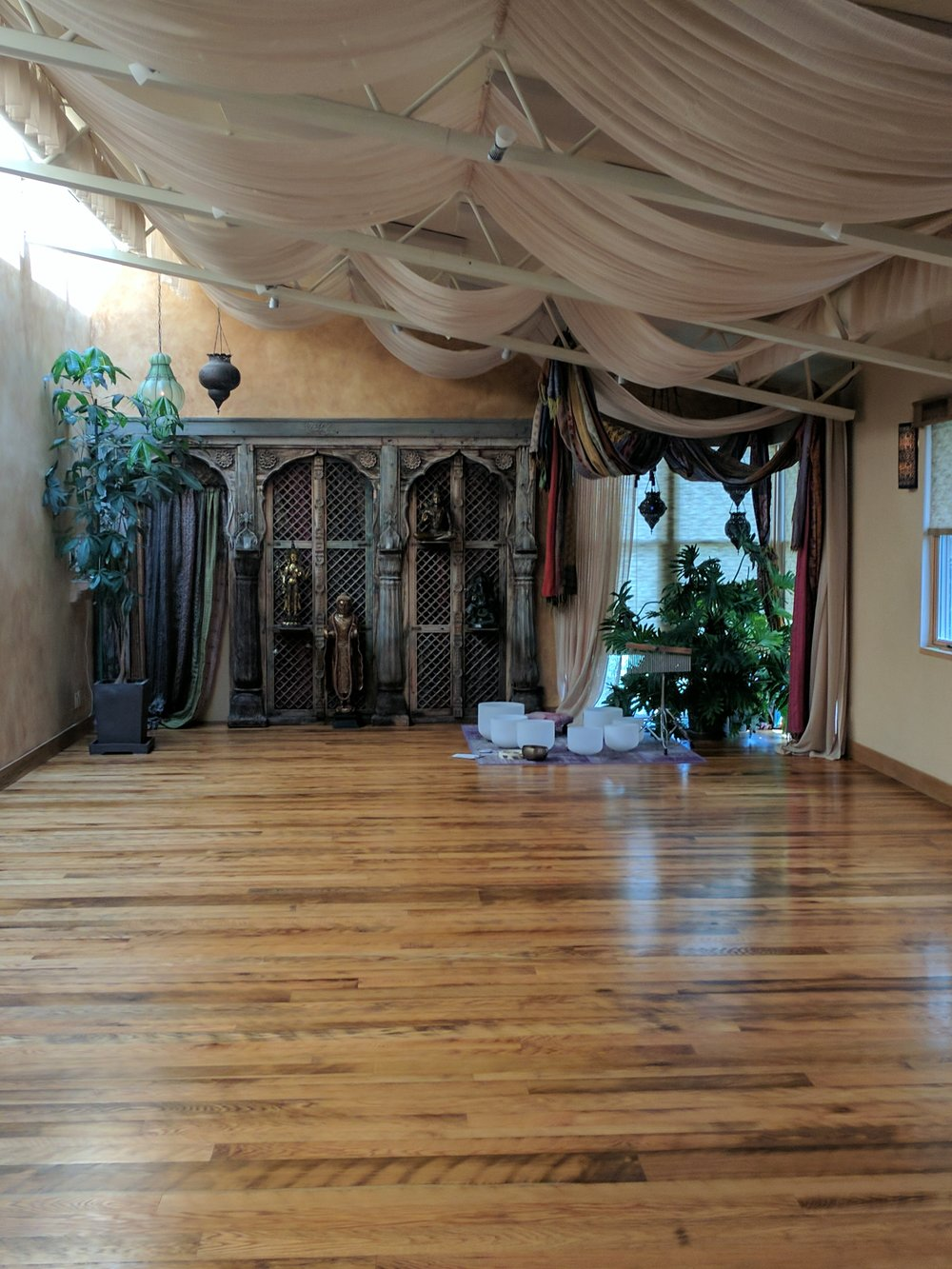 True Nature Healing Arts Center Yoga Studio