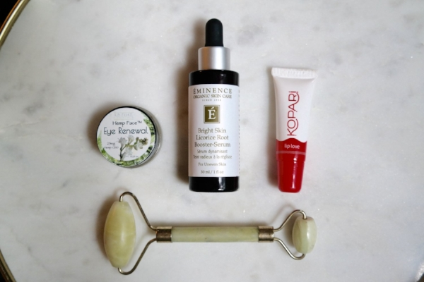 Health Conscious Beauty Routine