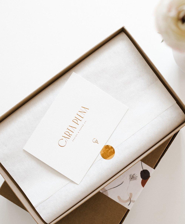 Carta Plena - Custom Wedding Invitations - Timeline