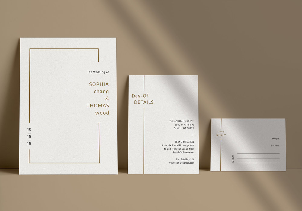 Carta Plena Sophia Suite Cards