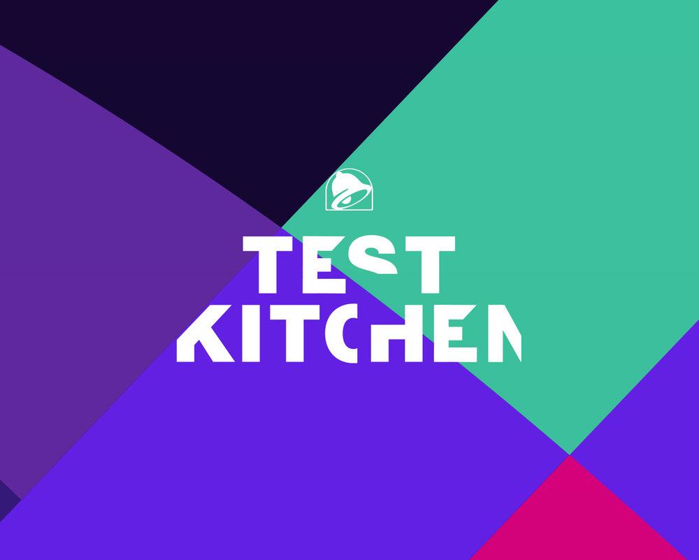 Test Kitchen - Taco Bell — Cristian Strittmatter