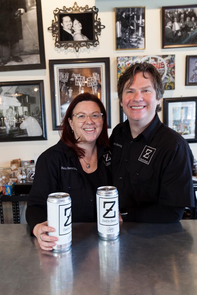 Geoff & Lori of Zed's