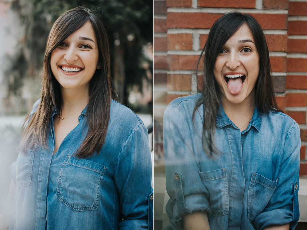Portraits of Emily