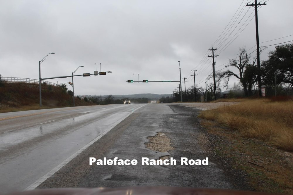 Paleface Ranch Road no right turn lane.jpg