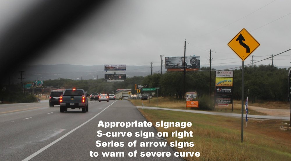 Warning signs westbound 1.jpg