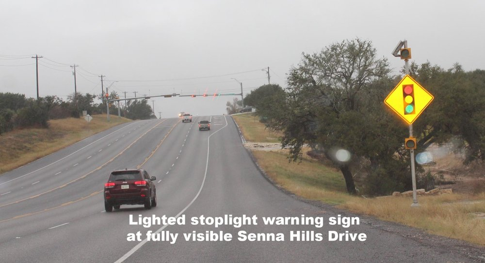 stoplight warning light at fully visible Senna Hills NOT EVEN BEING USED.jpg