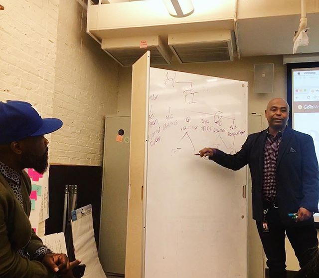 Invaluable entrepreneurial gems from @fattymcdoogle44 of #PlankIndustries at @baltimorecreates tonight. Thanks, @createstartups! #entrepreneur #entrepreneurship #riseofcharmcity #baltimorecity #baltimore #baltimorecreates