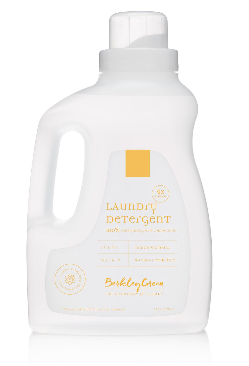 4x Lemon Verbena Laundry Detergent