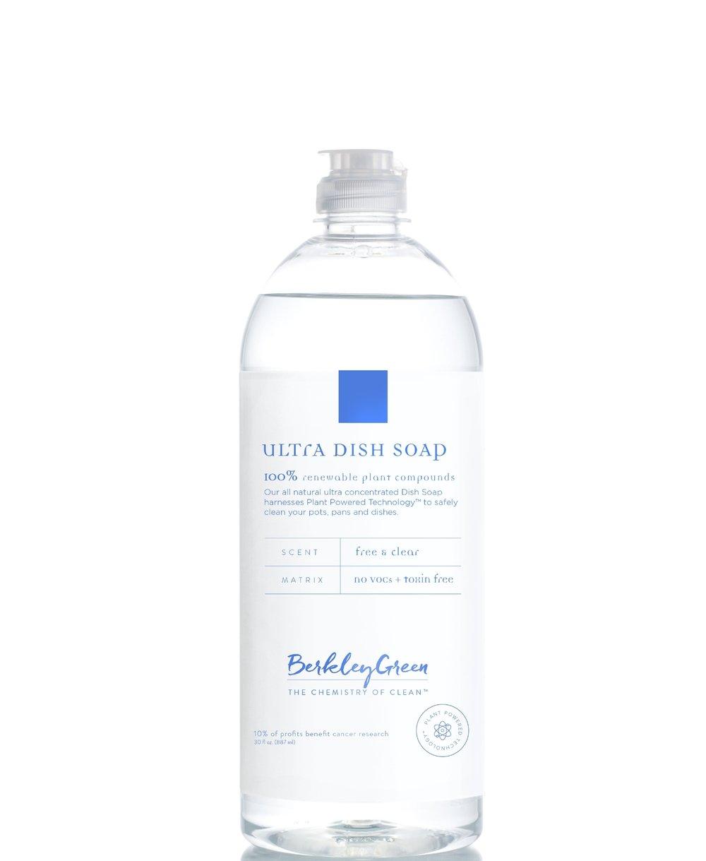 Ultra Dish Soap - Free & Clear