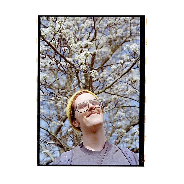Triptych of my bro @carlmaximillian #kewgardens #sakura #flowers #spring #filmisnotdead #ishootfilm