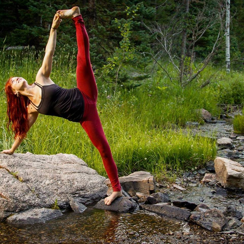 Sara Crawford, Cane Balancer