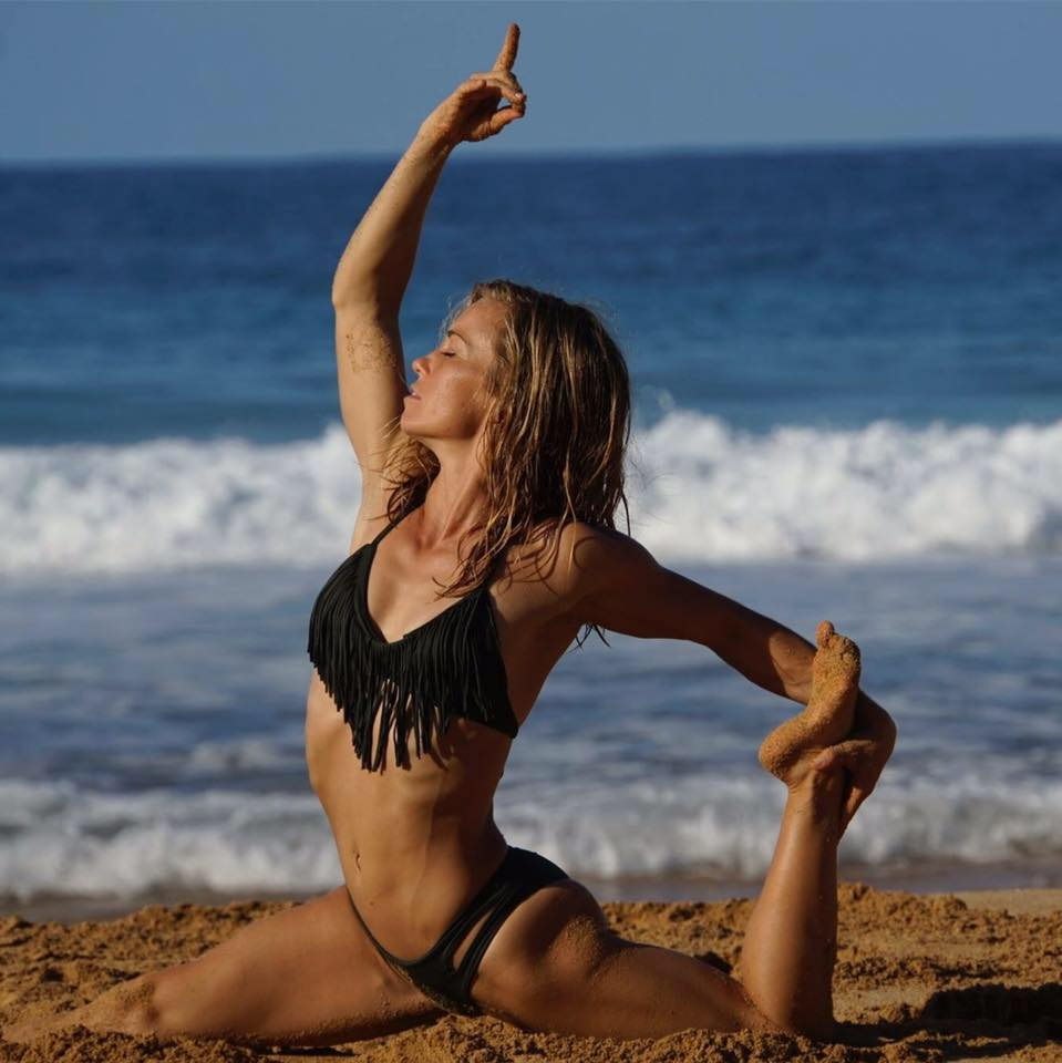 Hailey Dawn Armstrong, Inspired Yogi