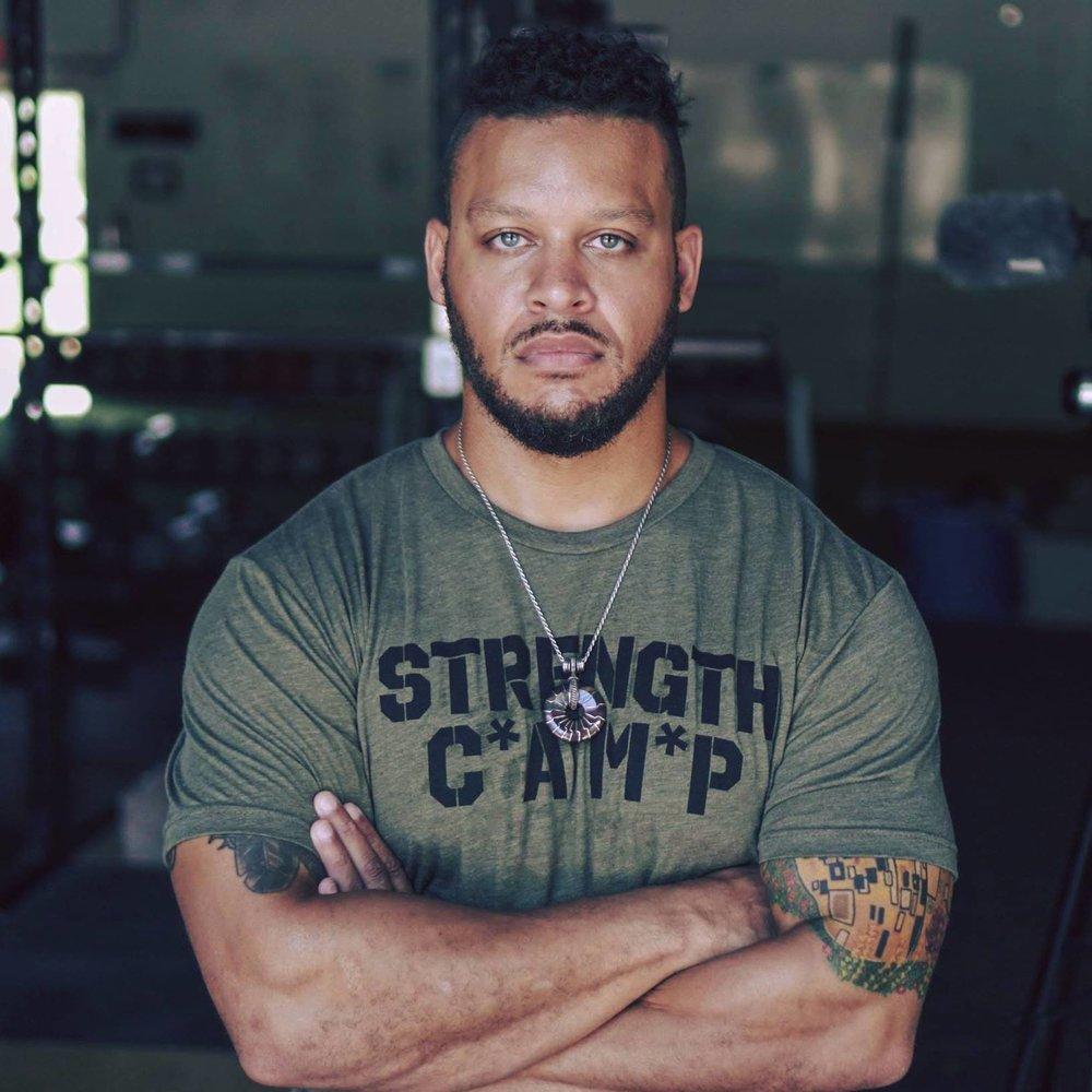 Elliott Hulse // KING, Strongman, Meditator & Video Poet