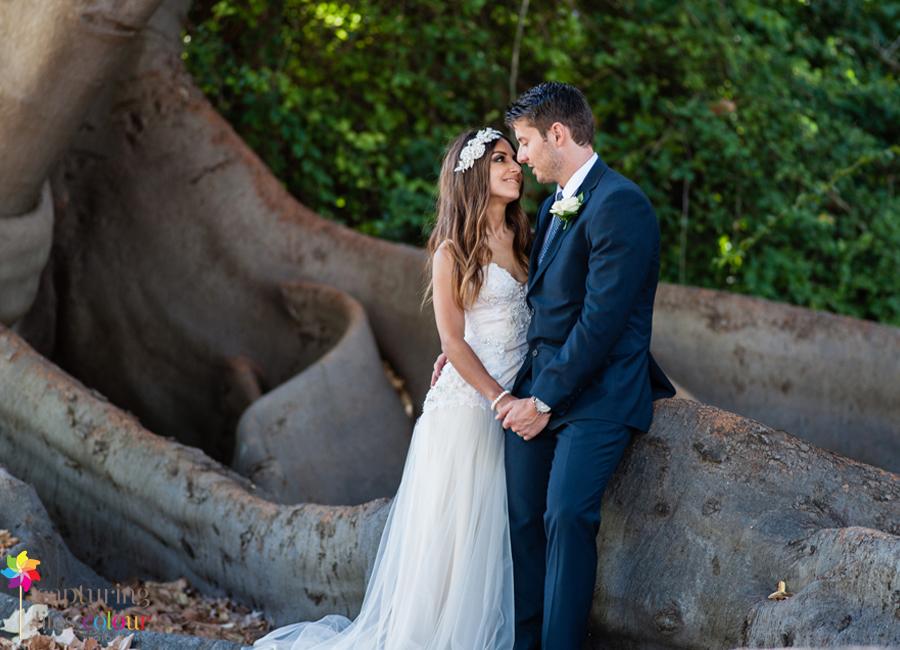 61 Kings Park wedding photographer
