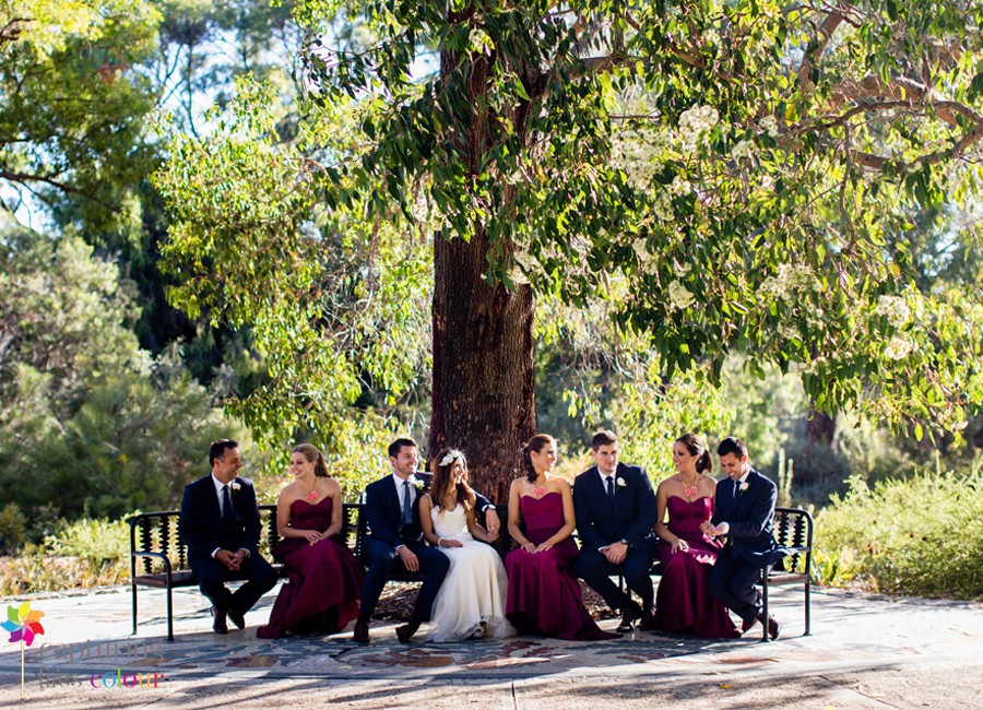 63 Kings Park wedding photographer