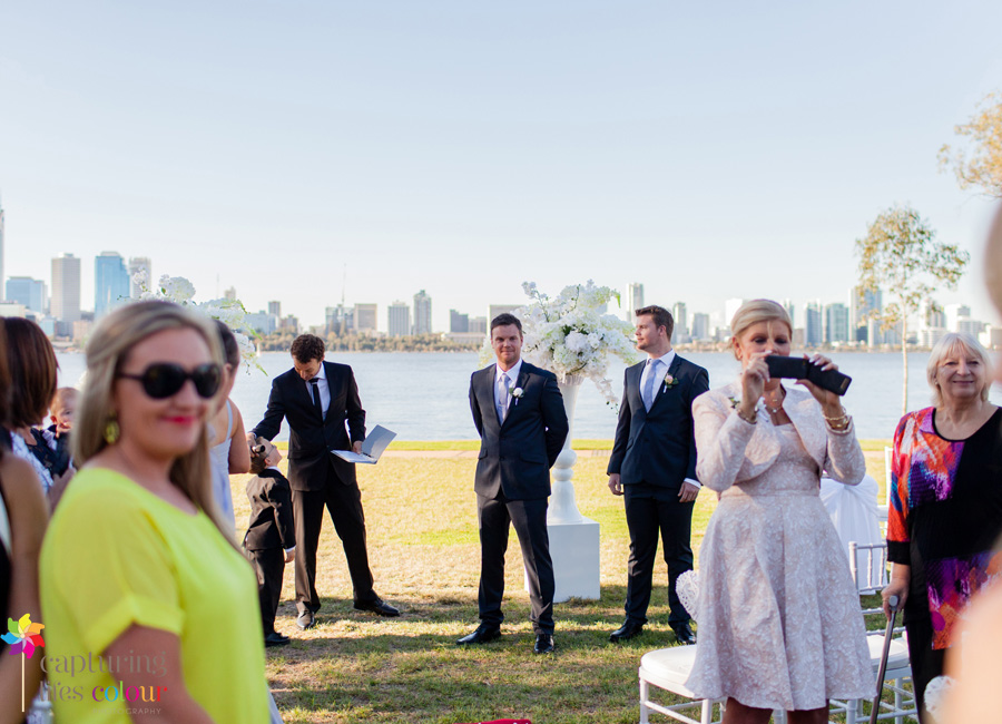 15 South Perth foreshore Wedding