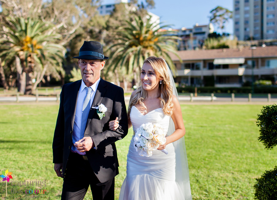 16 South Perth foreshore Wedding