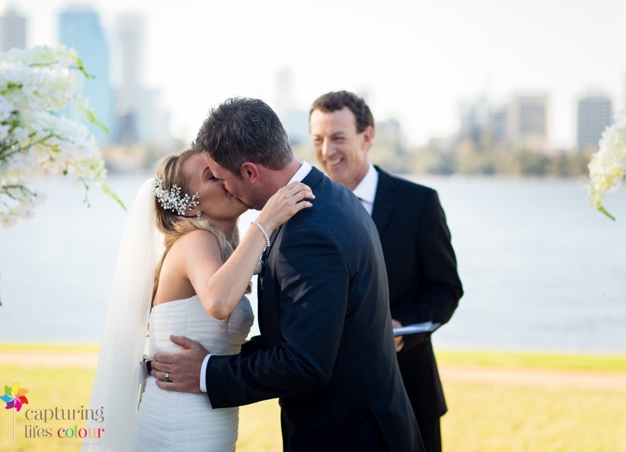 22 South Perth foreshore Wedding