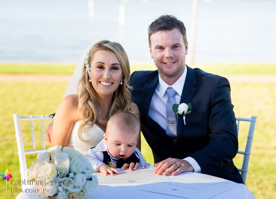 24 South Perth foreshore Wedding