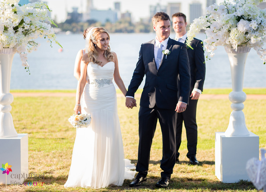25 South Perth foreshore Wedding