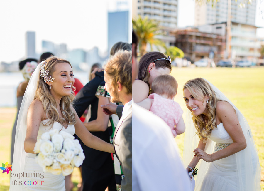 26 South Perth foreshore Wedding