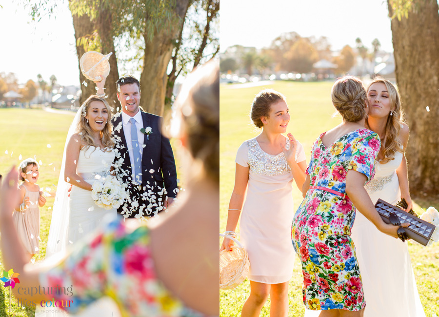 28 South Perth foreshore Wedding