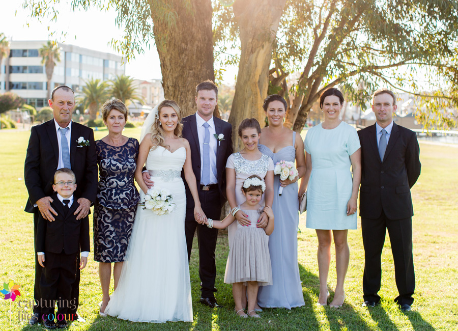 29 South Perth foreshore Wedding
