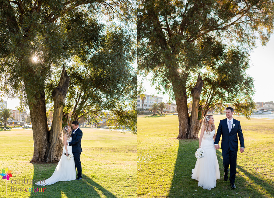 33 South Perth foreshore Wedding