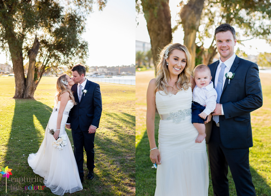 34 South Perth foreshore Wedding
