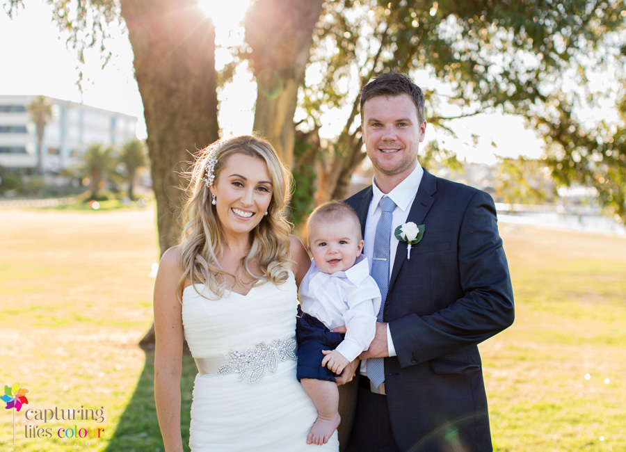 36 South Perth foreshore Wedding