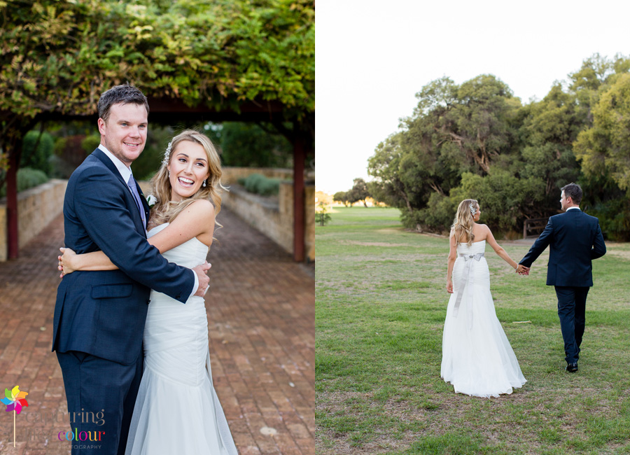 43 South Perth foreshore Wedding