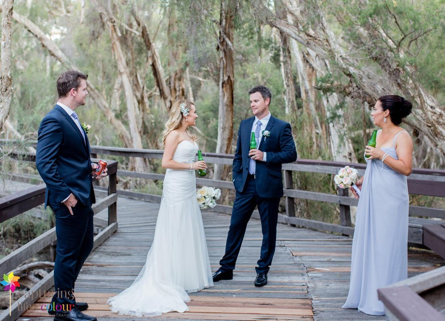 45 South Perth foreshore Wedding