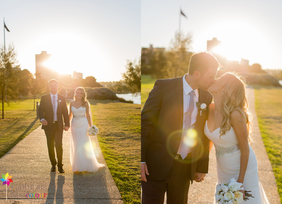 46 South Perth foreshore Wedding